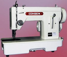Consew CP206RL  New Walking Foot Sew. Machine W/Case