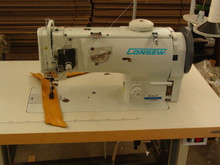 Consew P1541S-CC Drop Feed , Needle Feed , Walking Foot Lockstitch Machine