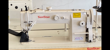 Sunstar KM-640BL Long Arm - Walking Foot - 1 Needle