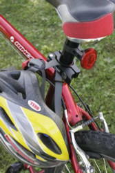 Save your Seat - Quick Release Bicycle Seat Lock