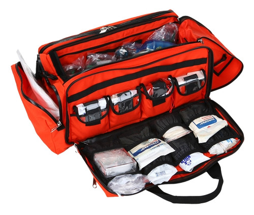 This large bag is designed for those who want to carry all of their equipment in one bag