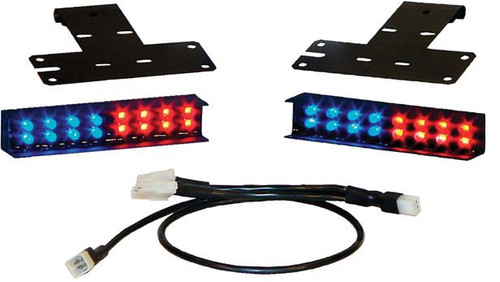 Alerte Side Light Kit two modes pursuit or running