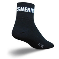 Sheriff Bike Patrol Sock