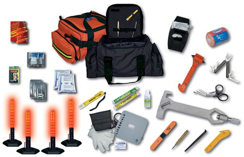 Road Warrior - Law Enforcement's Complete Response Kit