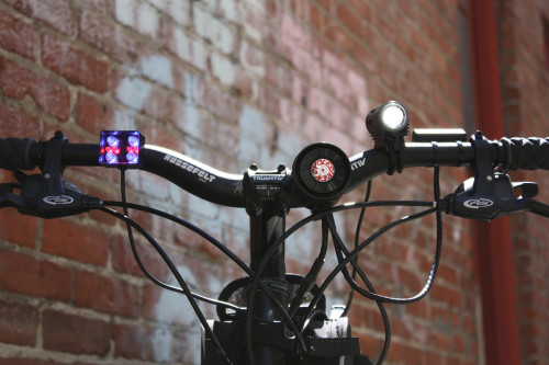 Cycle Sirens Newest and Brightest Cycle light yet. Programmable Siren and High Lumen Light.