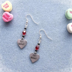 Be Mine ~ Valnetine's DIY Earring Kit