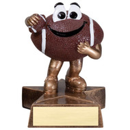 "4"" Football Little Buddy Resin"