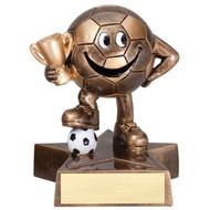 """4"""" Soccer Little Buddy Resin"""