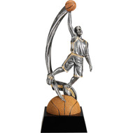 "7½"" Basketball Motion Xtreme Resin"
