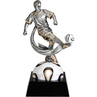 "7"" Soccer Motion Xtreme Resin"