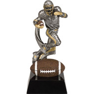 "7"" Football Motion Xtreme Resin"