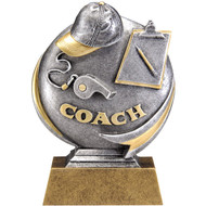 "5"" Coach MX3D Resin"