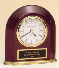 Arched Table Clock