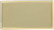 "3"" x 1½"" Engraved Name Tag with Gold Frame"