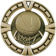 "2½"" Basketball Victory Medal"