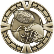 "2½"" Football Victory Medal"