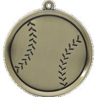 "2¼"" Baseball Mega Medal"