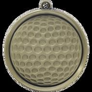 "2¼"" Golf Mega Medal"