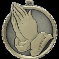 """2¼"""" Religion Mega Medal"""