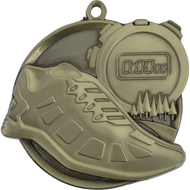 "2¼"" Cross Country Mega Medal"
