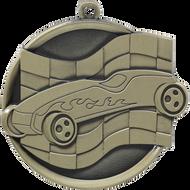 "2¼"" Pinewood Derby Mega Medal"