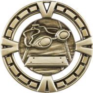 "2½"" Swimming Victory Medal"