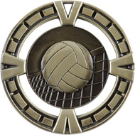 "2½"" Volleyball Victory Medal"