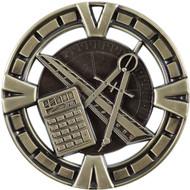 "2½"" Math Victory Medal"