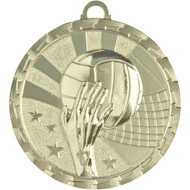"2"" Volleyball Brite Medal"