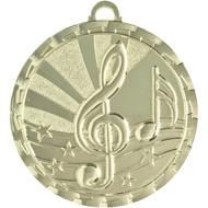 "2"" Music Brite Medal"