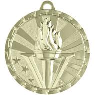 "2"" Torch Brite Medal"