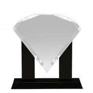 "9½"" Diamond Acrylic"