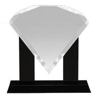 "12½"" Diamond Acrylic"
