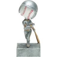 "5½"" Baseball Bobblehead Resin"