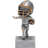 "5½"" Football Bobblehead Resin"