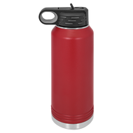 Maroon 32 oz. Polar Camel Water Bottle