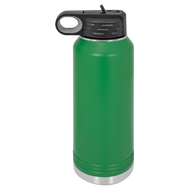 Green 32 oz. Polar Camel Water Bottle