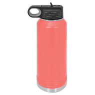 Coral 32 oz. Polar Camel Water Bottle