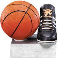"""4"""" Basketball Color Tek Resin"""