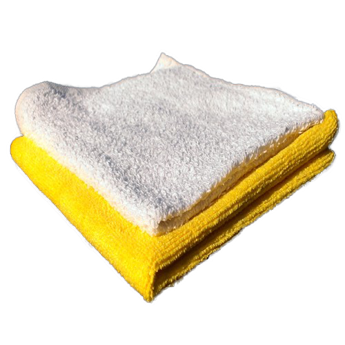 1 Terry and Microfiber Towel