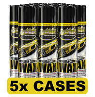 Carnauba Wax Cleaner 60 Cans