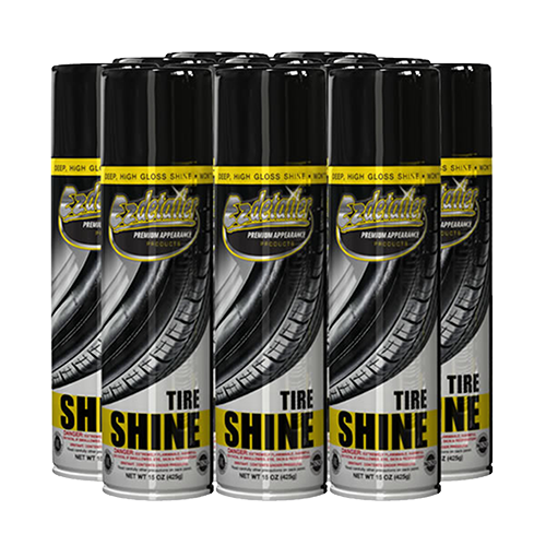 Tire Shine 12 Cans