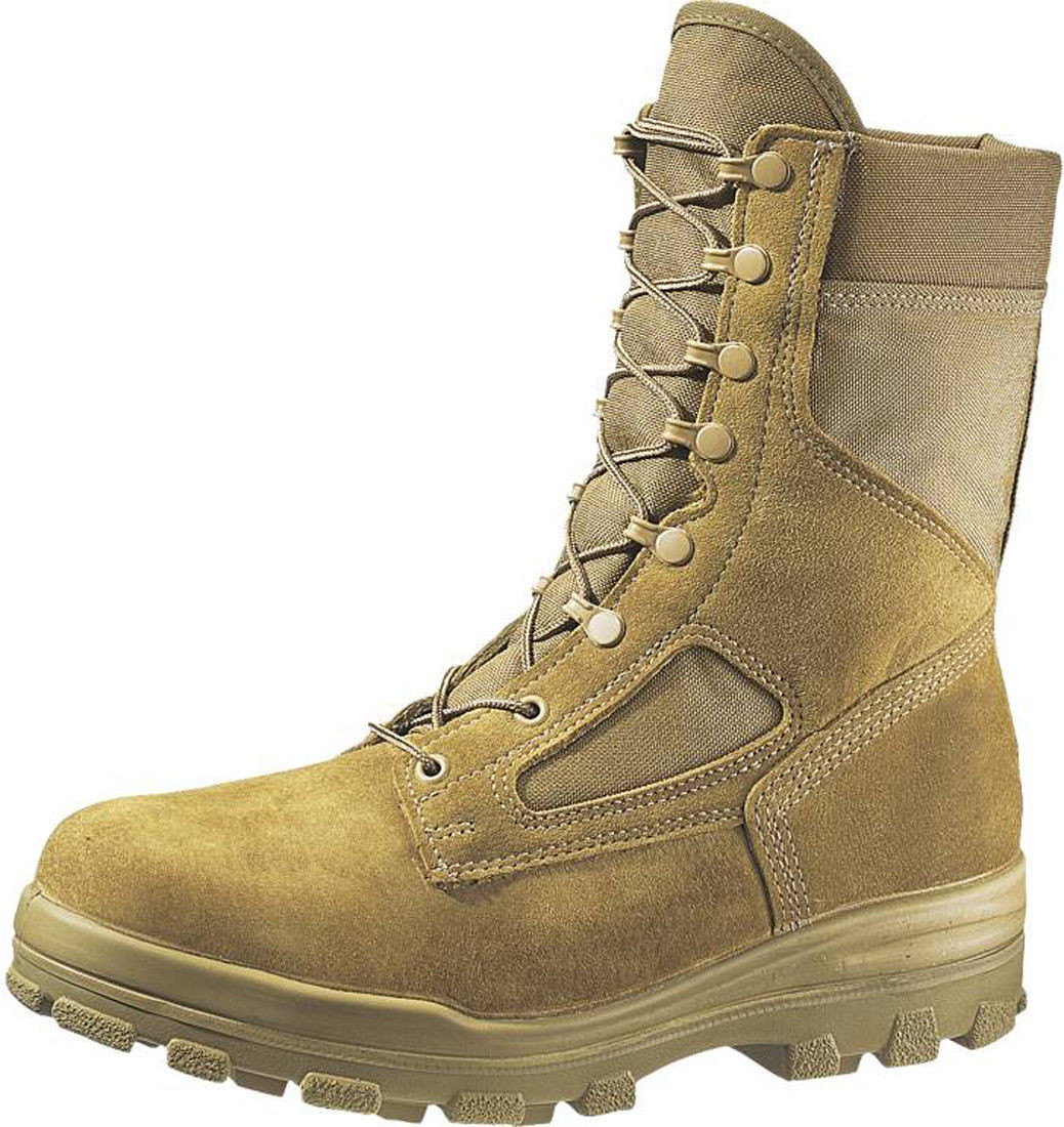 9f552827c6f Bates 70703-B Mens Durashocks Olive Mojave Hot Weather Composite Toe Boot