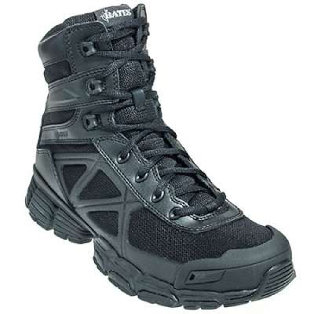 dd317a3b7aa3 Bates 4032-B Mens Slip Resistant Velocitor Non-Metallic Athletic Work Boot  - bargainsplusmore