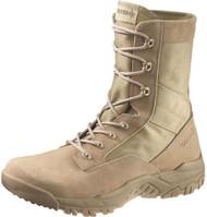 Bates 5118-B Mens 8-Inch Desert Tan Zero-Mass Military Boots