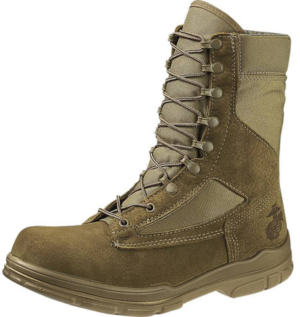 Bates 57501 B Womens 8 Inch Usmc Tactical Boots