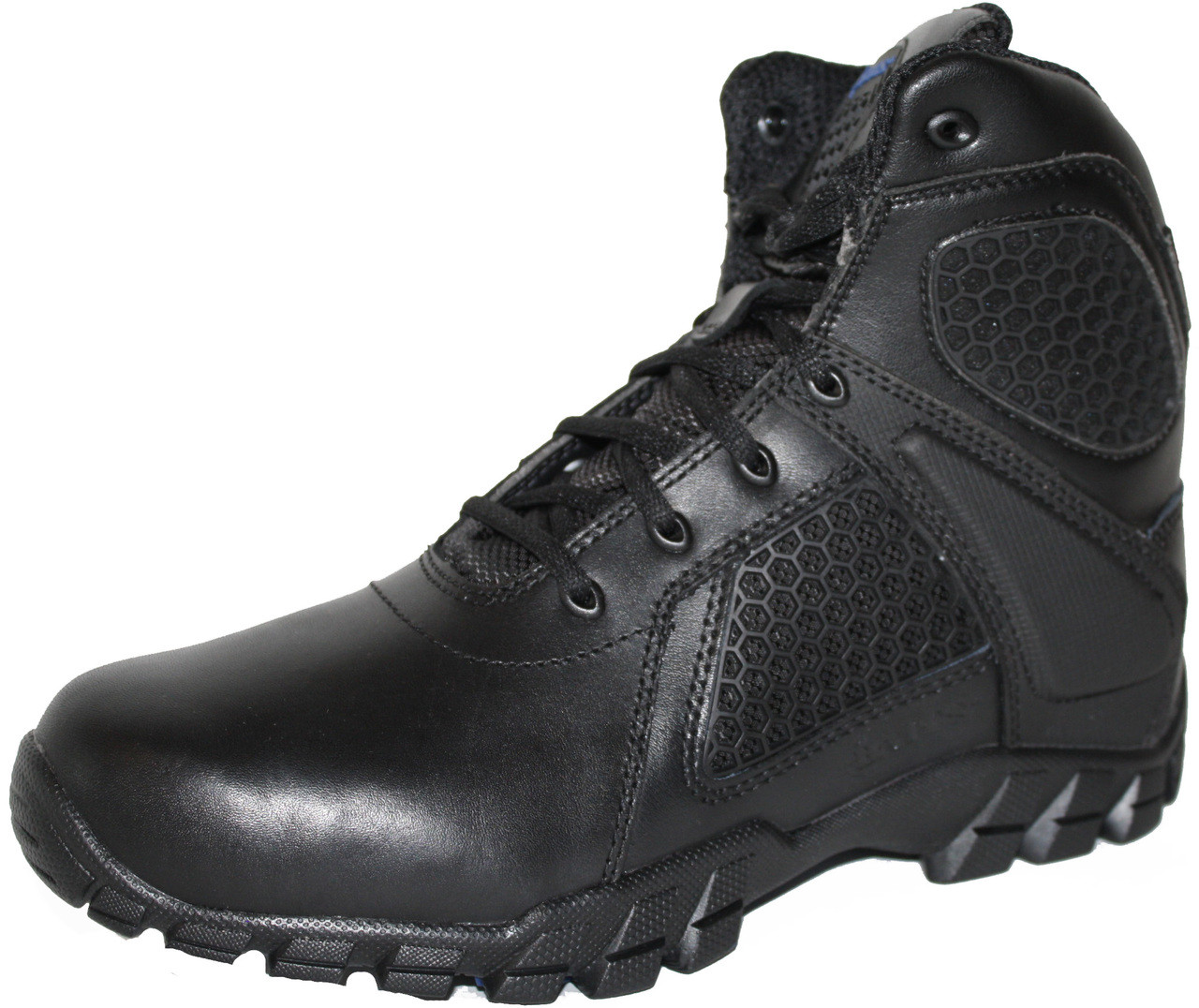 online store b5db3 20eb0 Bates 7006-B Mens 6 Inch Strike Side Zip Waterproof Tactical Boot