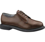 Bates 782-B Womens Lites Brown Leather Oxford Shoe