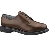 Bates782-B Womens Lites Brown Leather Oxford Shoe