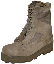 "Bates 1728-B Womens 8"" Durashocks Steel Toe Boot"